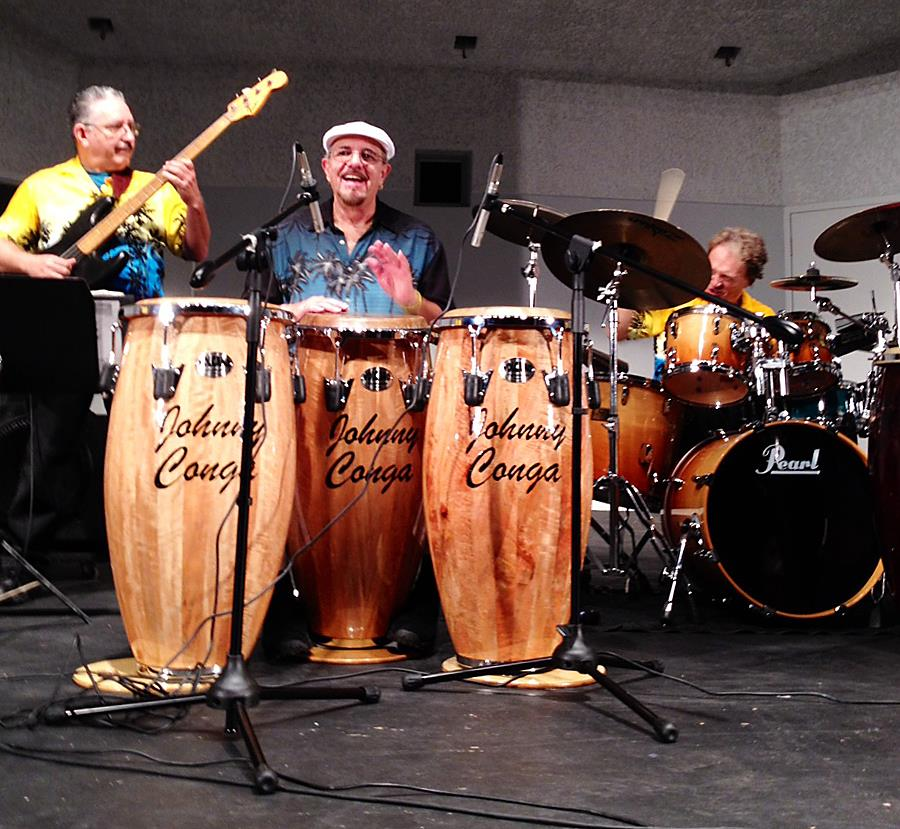 Johnny Conga & his Tropical Jazz Project